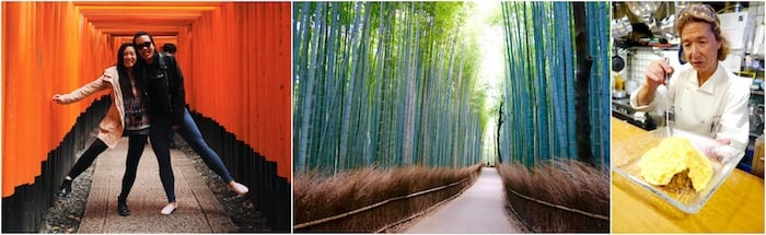 Chơi gì ở Kyoto