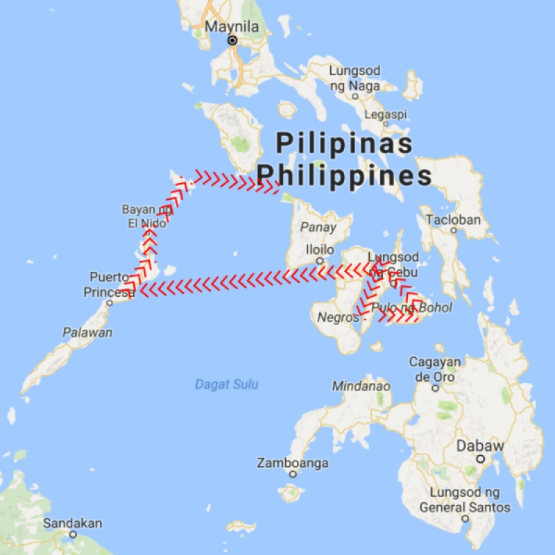 52760d53f5 How I Spent a Month Backpacking the Philippines With US 800
