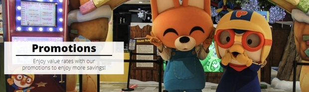 Enjoy 3 Months of Unlimited Fun in Pororo Park Singapore from SGD199