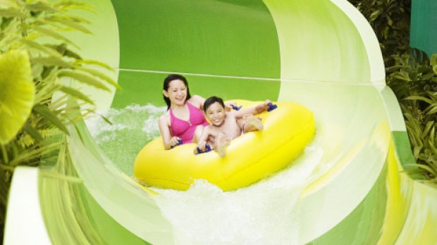 MasterCard® Exclusive - 15% off Adventure Cove Waterpark Adult Pass at Resorts World Singapore