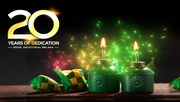 3D2N Balik Kampung Room Promotion in Hotel Equatorial Melaka