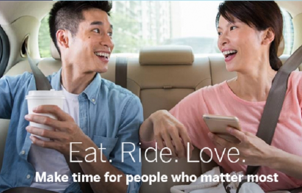 Enjoy SGD50 Off on your Uber Rides with American Express Card