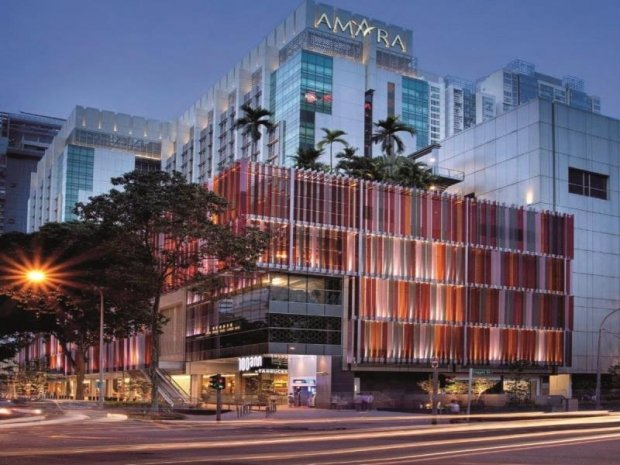 Black Friday Sale with 24% Off Room Rates in Amara Singapore