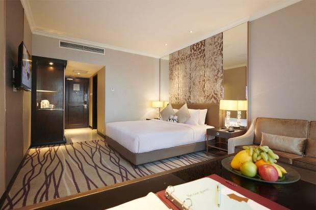 Enjoy 20% off Best Available Rate at Dorsett Kuala Lumpur with MasterCard