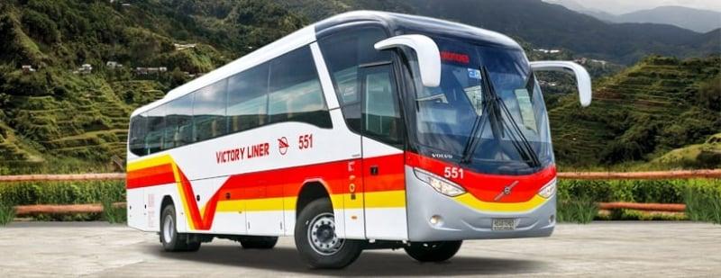 premium buses in manila: victory liner