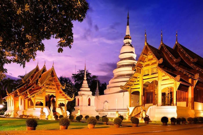 exciting things to do chiang mai