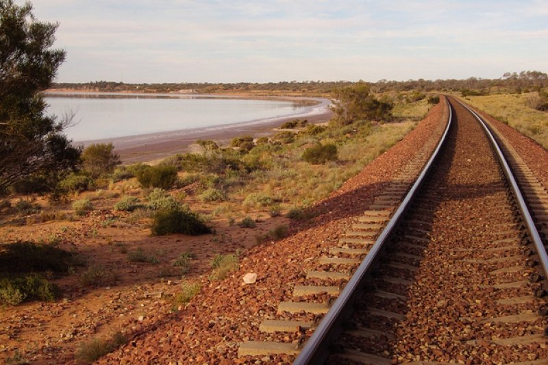 indian pacific railway