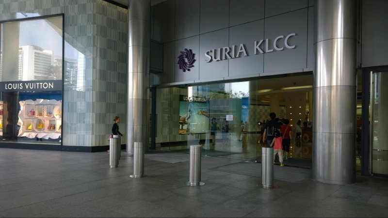 Mua gì ở Kuala Lumpur - Suria KLCC