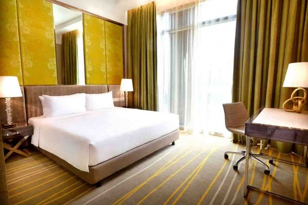 MasterCard Exclusive - Enjoy 25% off Best Available Rate at Dorsett Putrajaya
