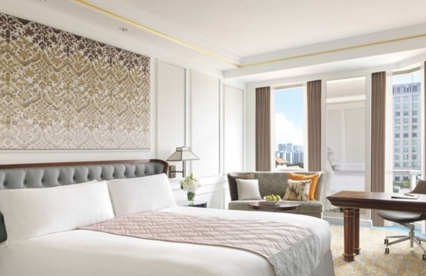 Up to 20% Off Room Rates at InterContinental Singapore with HSBC Card