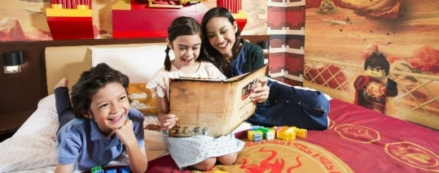 Save up to RM420** on your LEGOLAND Hotel stay!