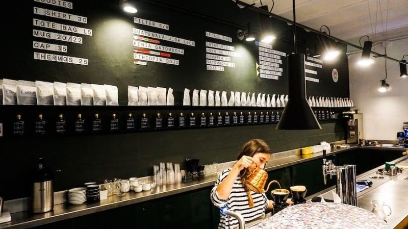 Auresso Coffee in malaysia