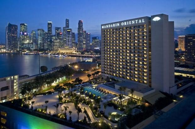 Singapore Escape in Mandarin Oriental from SGD429