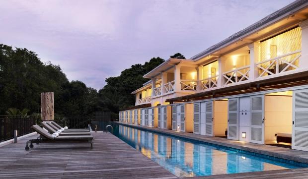 Villa Escape from only SGD680 in Amara Sanctuary Resort Sentosa