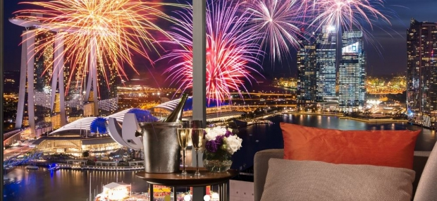 Lunar New Year Fireworks Package 2019 at Pan Pacific Singapore