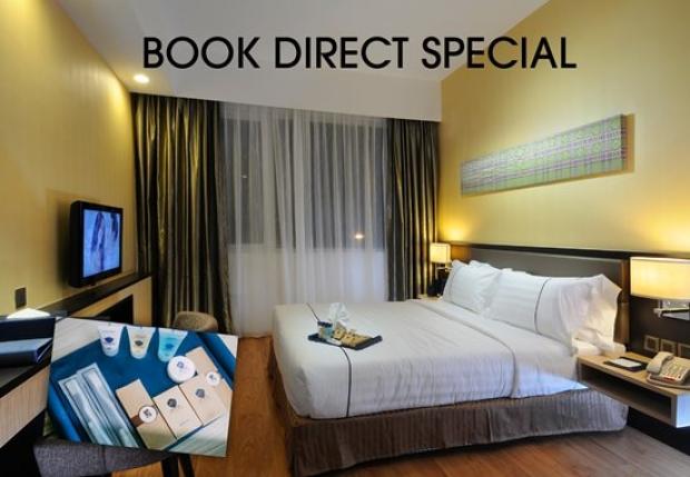 Book Direct and Enjoy up to 20% at Hotel Granada Johor Bahru