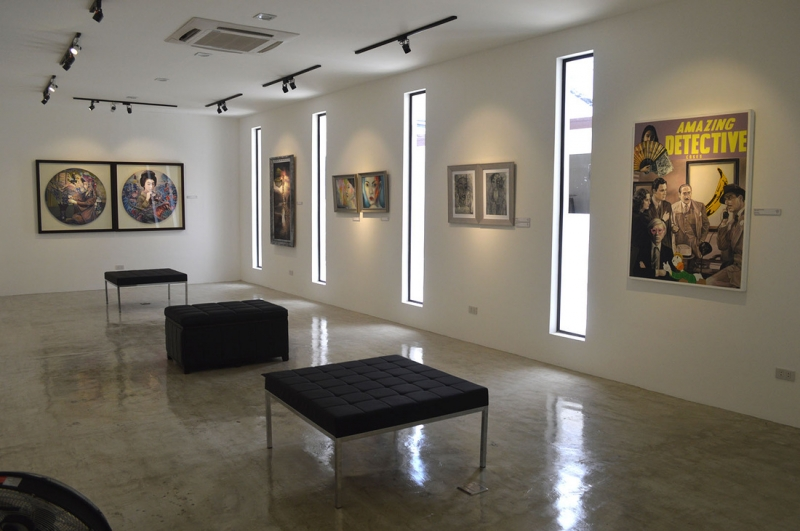 art gallery in manila: art underground manila