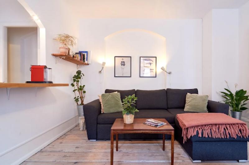 retro airbnbs in copenhagen