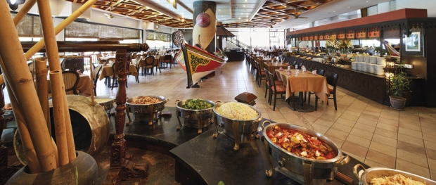 Ramadan Room + Buffet Dinner Package for two for only RM300 in Resorts World Kijal