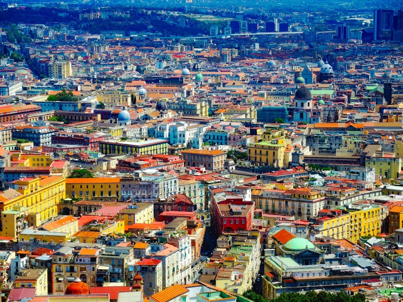 Naples - Cities You Must Visit Before They Become Submerged