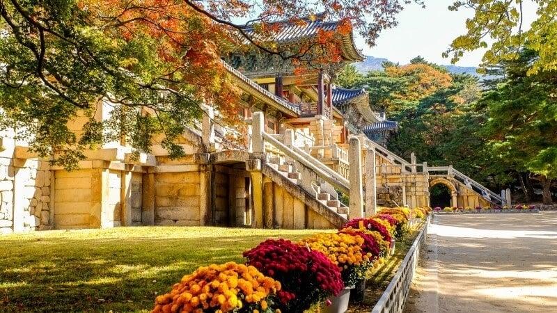 UNESCO Heritage Sites South Korea