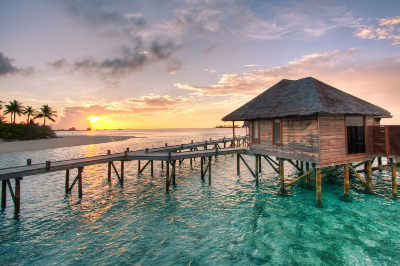 Maldives - Cities You Must Visit Before They Become Submerged