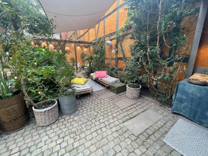 airbnbs in copenhagen with balcony