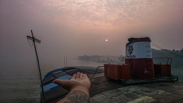 cruise experience bangladesh