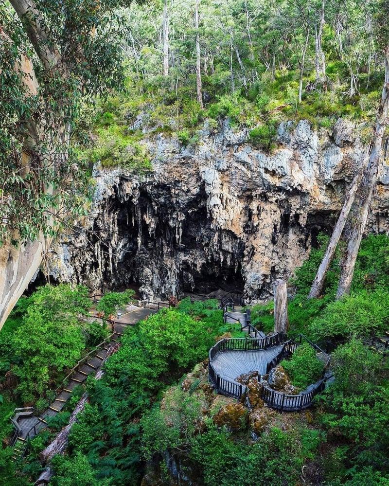 Lake Cave, Margaret River, Western Australia