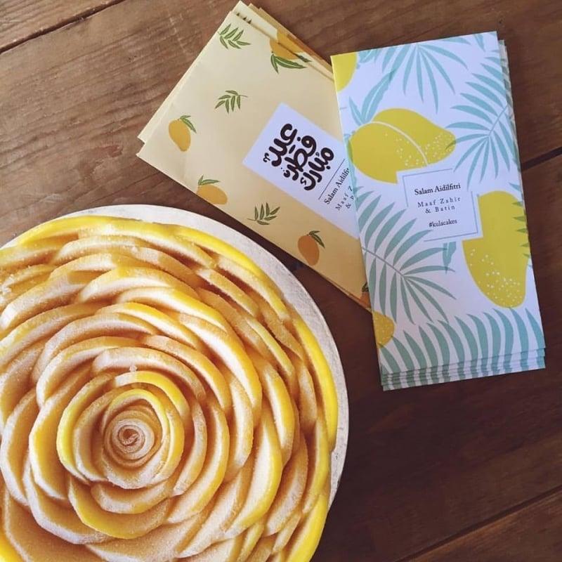Kula Cakes Mango Cheesecake Resepi