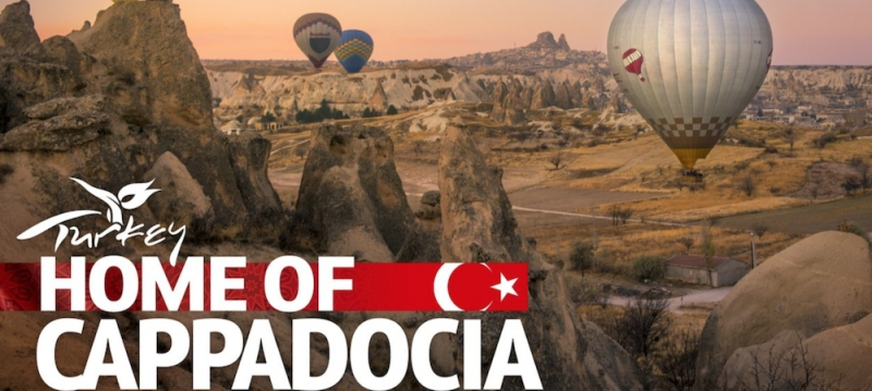 time travel back to cappadocia