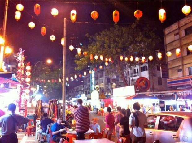 chinese seafood restaurants KL