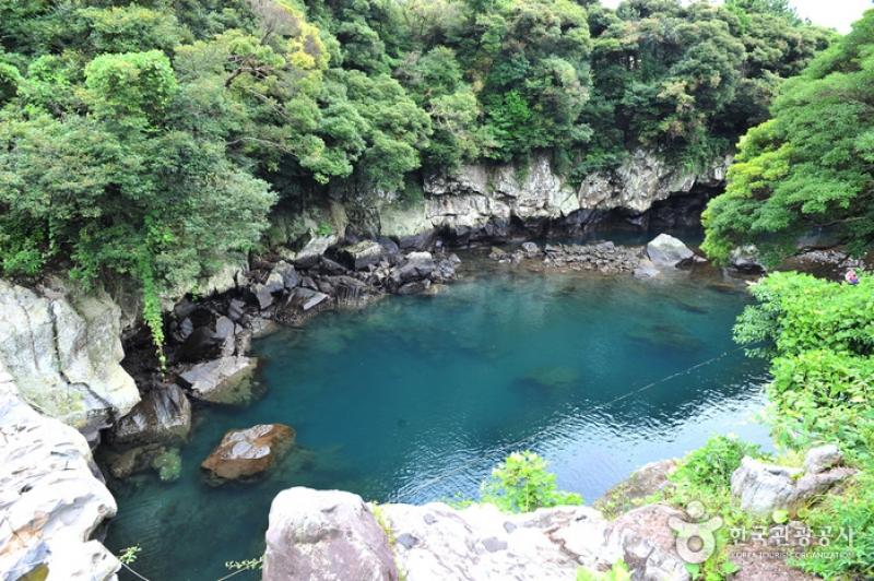 Cửa Sông Soesokkak ở đảo Jeju