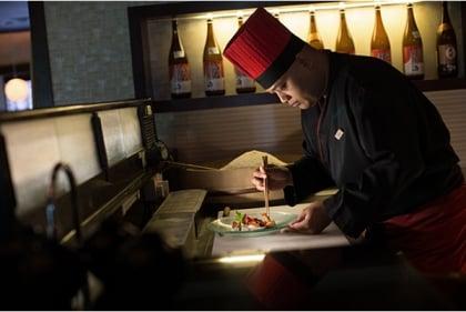 Sushi and Sashimi Experience