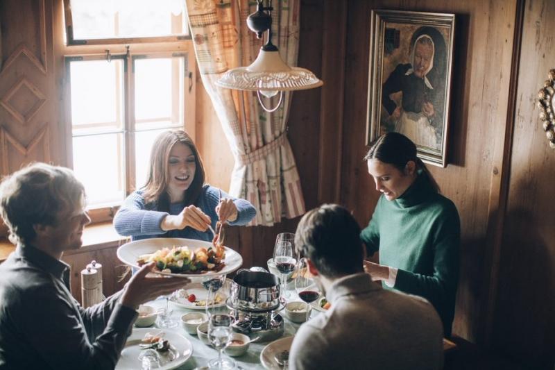 Arlberg food