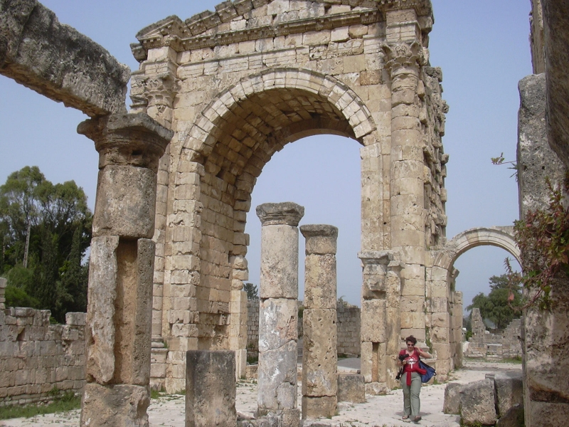 Tyre - Cities You Must Visit Before They Become Submerged