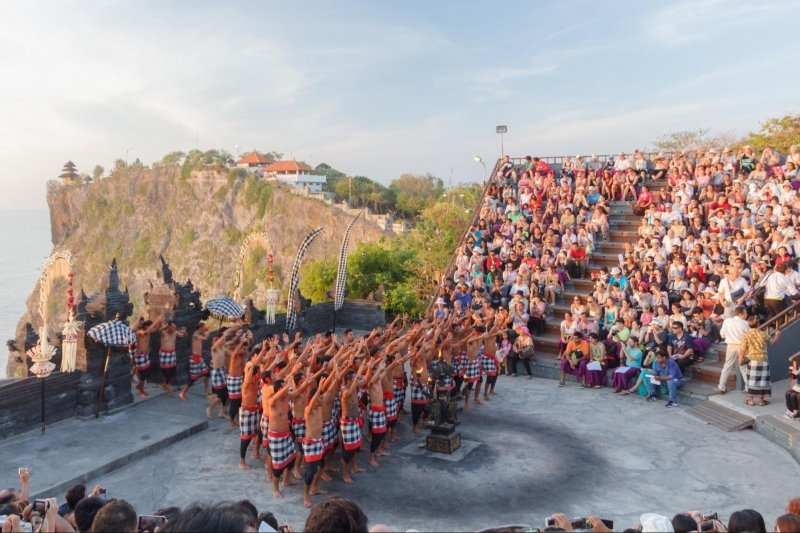 Kecak Dance | Image credit: z0man