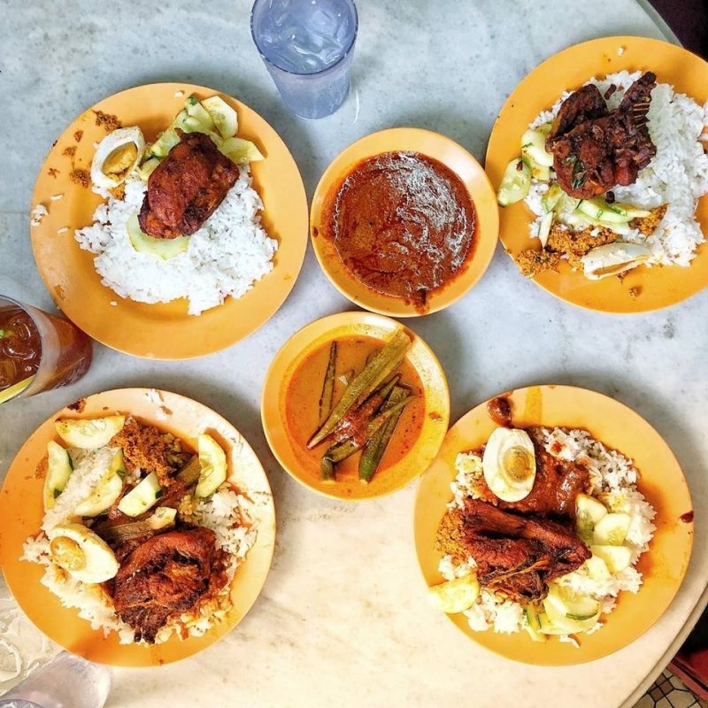 10 Tempat Makan Yang Halal dan Menarik di Sekitar Ipoh ...