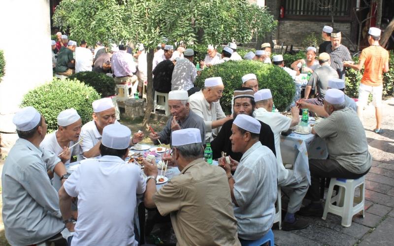 muslims halal food