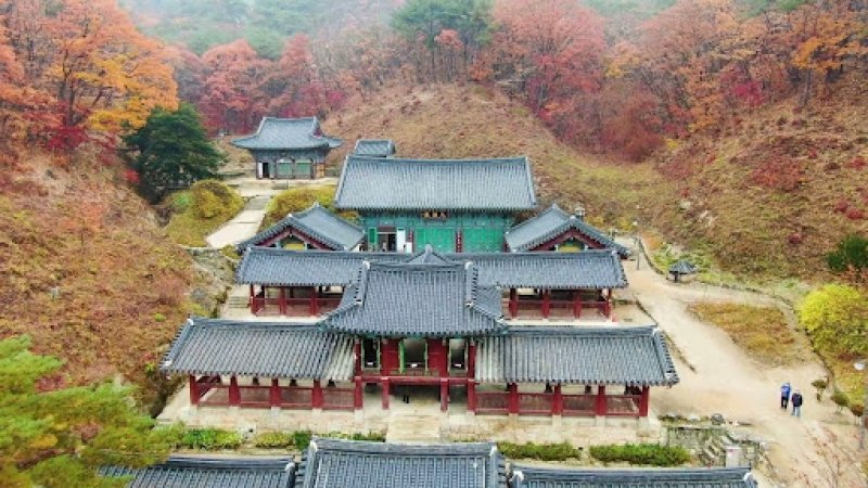 cheongpyongsa temple