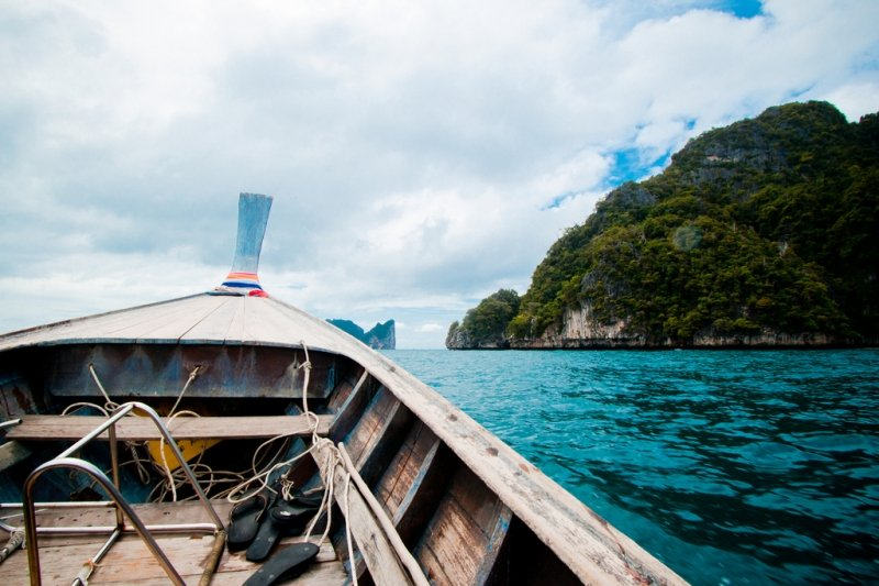 krabi island hopping guide