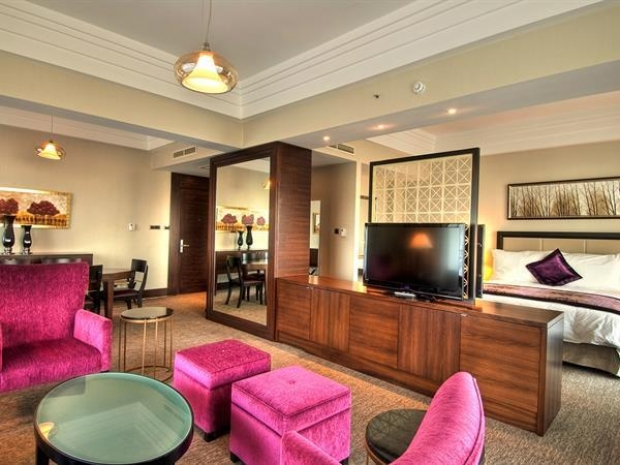 Enjoy a Business Package Stay in Valero Grand Suites by Swiss-Belhotel