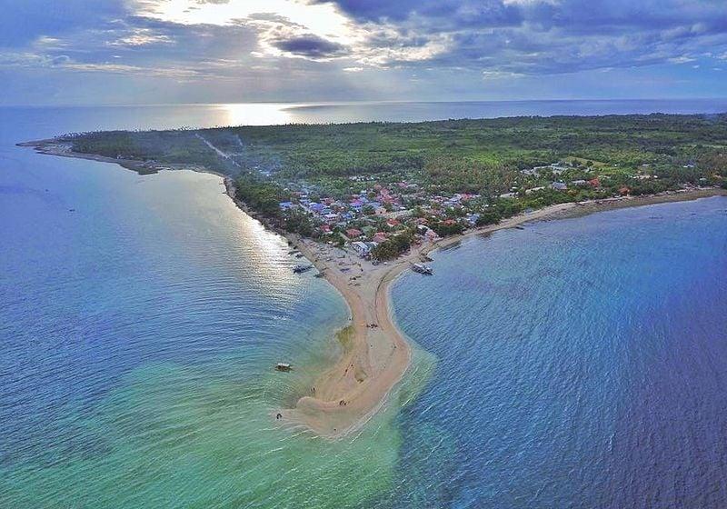 Higatangan Island