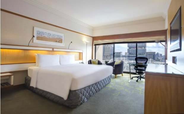 Exciting Stay and Dine offers in Pan Pacific Singapore with AMEX Card
