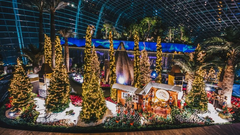 8 Christmas Events Attractions In Singapore To Visit This December