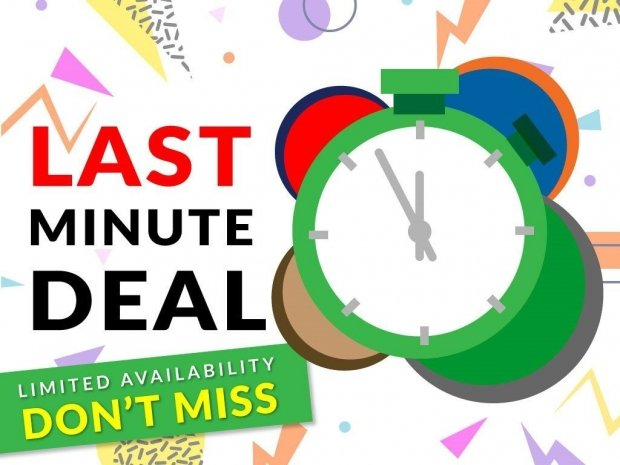 Last Minute Deals in Compass Hospitality