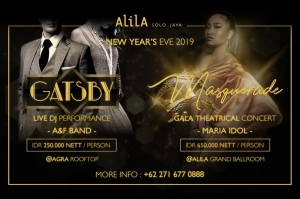 New Year's @ Alila Solo