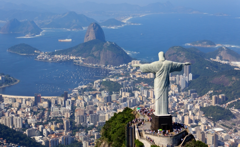 Rio de Janeiro - Cities You Must Visit Before They Become Submerged