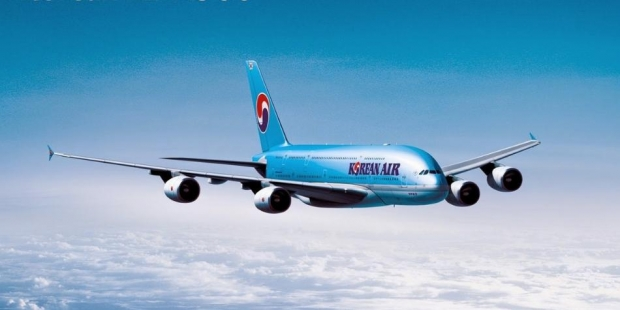 Up to 20% Off Fares in Korean Air with UOB Card