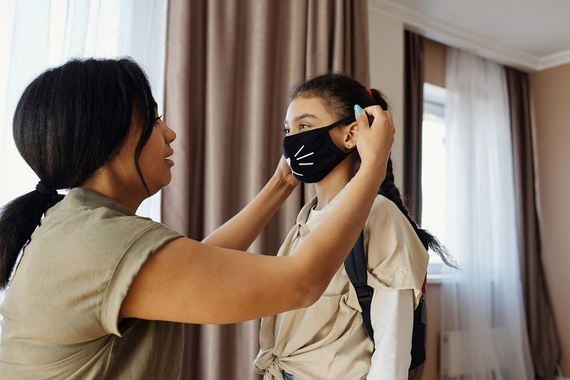 what type mask to wear